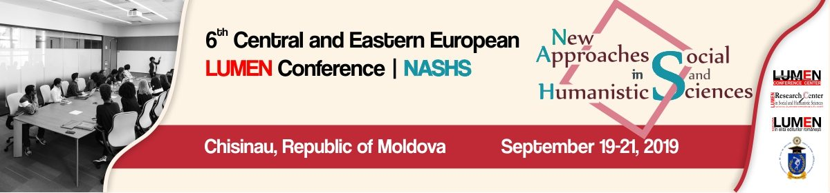6th Central and Eastern European LUMEN International Scientific Conference NASHS2019